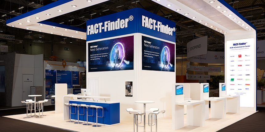 FACT-Finder DMEXCO, eCommerce-Events 2020