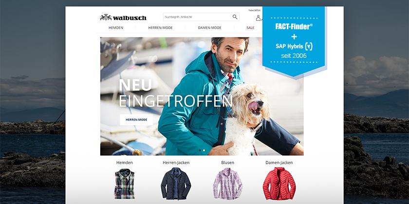 Walbusch online shop