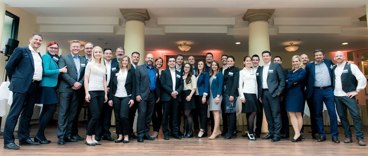 Customer Conference 2016 Gruppenfoto