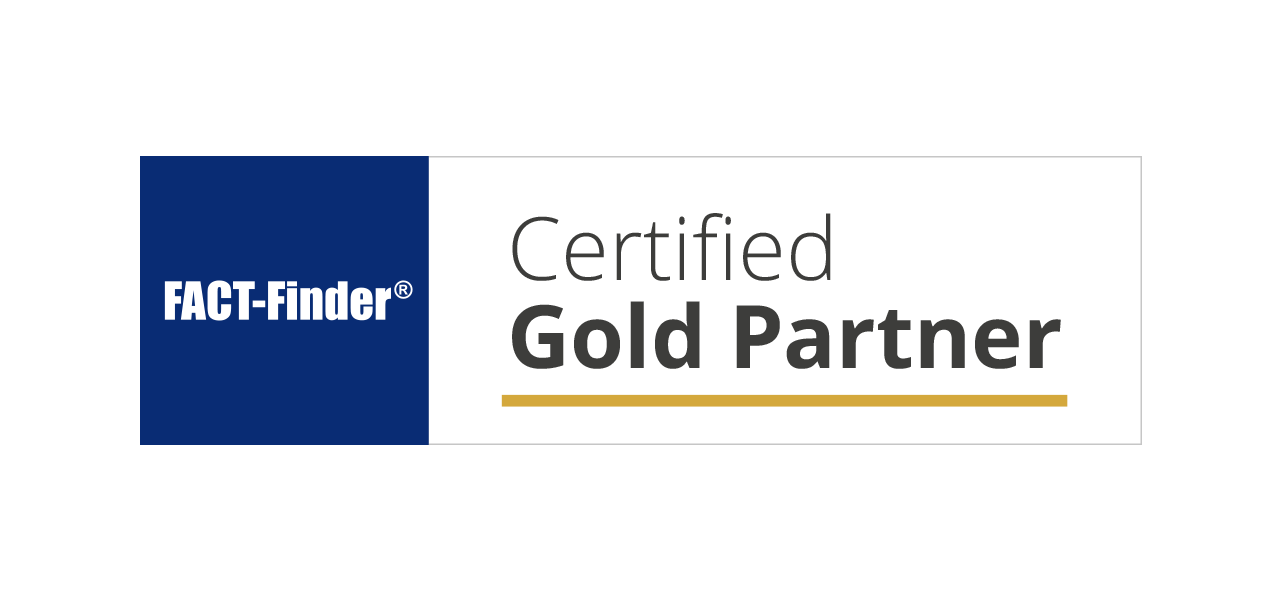 FACT-Finder Certified Gold Partner